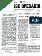 A Classe Operária 1968