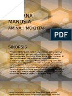 Gerhana Manusia (100% Completed Note)
