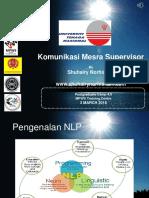Komunikasi Mesra Suprvisor Workbook Dec 2016