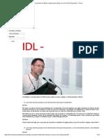 Delación Premiada en Brasil; Colaboración Eficaz en El Perú - Parte 3