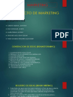 Proyecto Marketing Express