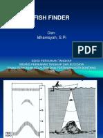 3. Fish Finder