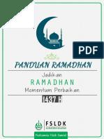 Panduan Ramadhan oke