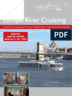 Phil Hoffmann Travel Fully Escorted European River Cruising 2011