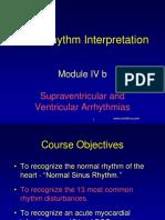 Module4b Supraventricular Arrhythmias