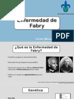 Enfermedad de Fabry