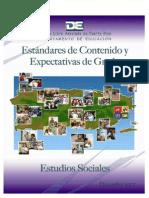 Estándares y Expectativas Estudios Sociales