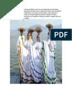 Trajes de Mexico