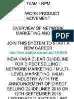 Team - Npm Overview