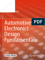 Automotive Electronics Design