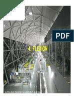 Clase4 Flexión estructura de acero 2016