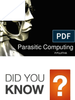 Parasitic Computing 1
