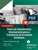 PLANO DE ATENDIMENTO A EMERGÊNCIA - TRANSPORTE DE PRODUTOS PERIGOSOS.pdf