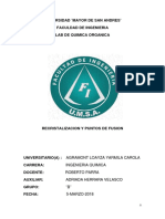 Cuestionario Recristalizacion y Puntos de Fusion (1)