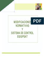 Presentación MINVU de Modificaciones Normativas 2008