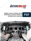 ICAO Aviation English Online - Brochure