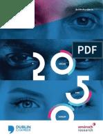 A Vision for Dublin 2050 - Dublin Chamber Report