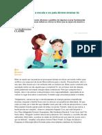 6 Princípios Que a Escola e Os Pais Devem Ensinar Às Crianças (1)