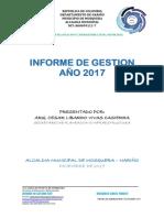Informe de Gestion 2017 (Planeacion Municipal)
