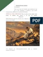 Las Tentaciones de Jesus