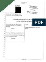 Stormy Daniels lawsuit