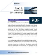 Metodologi masterplan minapolitan