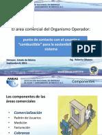 Area Comercial Proyecto