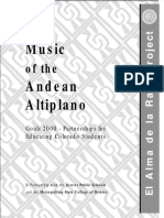 Music of Andean Altiplano