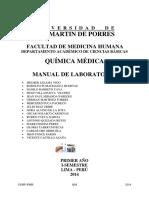 Guia de Lab. Quimica Medica 2014