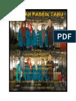 Pabrik Tahu