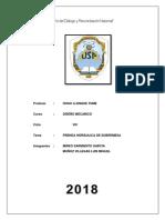 Prensa Hidraulica MODIFICADO