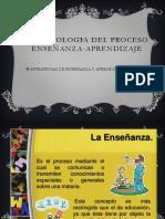Metodologia Del Proceso Enseñanza-Aprendizaje