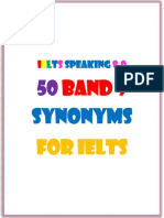 50 BAND 9 SYNONYMS FOR IELTS.pdf