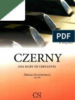 Ana Mary de Cervantes - Czerny - 25 Estudos
