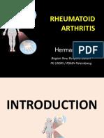 IT 10 - Rheumatoid Arthritis - HMS