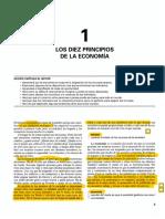 cap 1 principios de economía ( con apuntes)