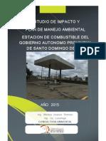 Estudio de Impacto y Plan de Manejo Ambiental