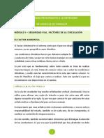 I.3. El Factor Ambiental y Vehicular