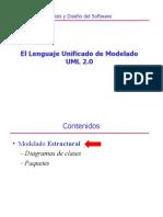 4. El Modelado Estructural