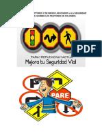 Factores Protectores y de Riesgo Asociados a La Seguridad Vial