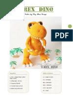 T Rex Dinossauro 1