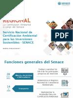Senace Certificacion Ambiental PPT AISD