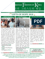 Gifts of Hope 2018