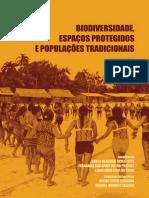 Biodiversidade, espaços protegidos e populações tradicionais, v. II