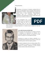 Cientificos Hondureños