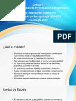 Antropología Cultural UTA