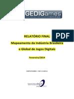 Gedi Games - 2014_Relatorio_Final
