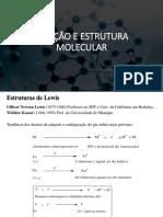 Aula 2 - Ligação e Estrutura Molecular