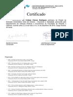 Certificado_ciclo de Cinema 2016_Cristian