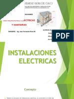 Instalaciones Electricas Expo